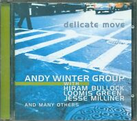 Andy Winter Group - Delicate Move Cd Perfetto