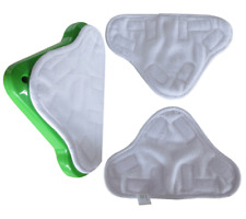 3PCS Microfibre Steam Mop Floor Washable Replacement Pads for H2O  X5 WF