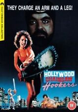 Hollywood Chainsaw Hookers - DVD Region 2