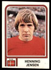 Panini Argentina 78 - Henning Jensen Denmark No. 349