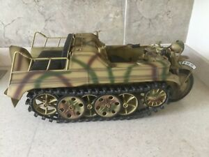 Dragon Models 1/6 SdKfz2 Kettenkrad (Item No 71230)