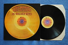 THE MAMA'S & THE PAPA'S / LP ABC 68.302 / 197.? ( F )