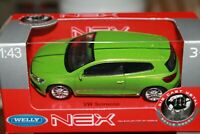 VOLKSWAGEN - SCIROCCO - 2014 - SCALA 1/43 WELLY