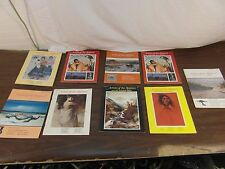 Vintage Artists of The Rockies (9) 1970's Artists Magazines Colorado 32968
