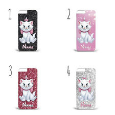 Personalised Name Aristocats Marie F87 PLASTIC SAMSUNG Phone Case