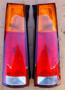043-2200 HONDA CR-V RD1 MODEL 1994 99 PAIR TAIL LIGHTS LEFT RIGHT USED