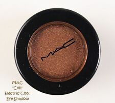 New M·A·C Electric Cool Eye Shadow Sold Out Coil Metallic Brown