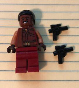 LEGO Greef Karga Minifigure from 75292 The Mandalorian RazorCrest Free Shipping