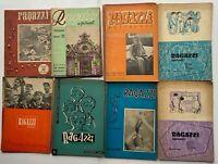 RAGAZZI ASPIRANTI LOTTO 22 RIVISTE 1948-1956 GIOVENTÙ AZIONE CATTOLICA