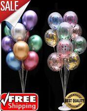 Birthday Party Balloons Stand Balloon Holder Column wedding Base Sticks Holder