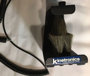 Kinetronics KineStat KS-070 Anti-Static Negative & Film Cleaner W/Grounding Cord