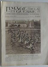 L' Image de la guerre N° 2 novembre 1914 Cavalerie Allemande et  Cosaque Russe