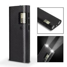UK 50000mah External Power Bank 3usb Battery LCD 2led Charger for Mobile Phone