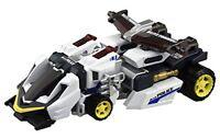Takara Tomy Tomica Hyper Rescue Drive Head Support Vehicle Blitz Formula