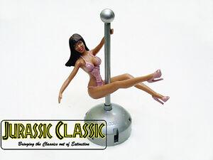 Fits GM DashBoard Sexy Swinging Pole Girl Dancer Stripper Retro Hot Rod NOS