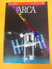 book libro L'ARCA N.5 aprile 1987 rivista internazionale di architettura (LG4)