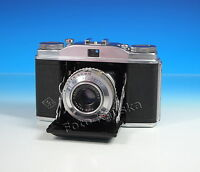 AGFA SOLINETTE mit Apotar 4.5/50mm Klappkamera Photographica [Bastler]- (101036)