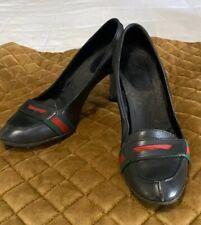 black gucci shoes womens