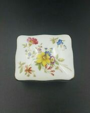 More details for vintage hammersley small trinket box- excellent condition