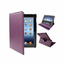 FUNDA PARA IPAD 2 / IPAD 3 / 4 GIRATORIA LILA TABLET AUTO SLEEP FUNCION ROTATE