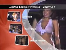 Dallas, Texas Swimsuit & Wet T-Shirt Girls DVD Video 1