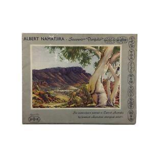 Albert Namatjira Souvenir Portfolio Six Watercolour Prints Legend Press Vintage