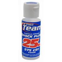 Associated 5428 Silicone Shock Oil Fluid 25wt (275 cSt) 2 oz