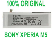 Original Battery For Sony Xperia M5 AGPB016-A001 Replacement Internal Battery