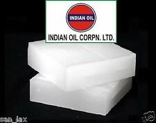 Original IOCL 100% Pure Paraffin Candle Wax 400 grams