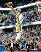 Myles Turner Autographed Signed 8x10 Photo ( Pacers ) REPRINT