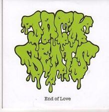 (CG40) Jack Beats, End of Love - 2011 DJ CD