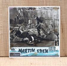 MARTIN EDEN fotobusta poster lobby card affiche Glenn Ford The Adventures of N58