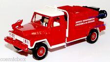 SOLIDO camion de pompier ACMAT VLRA 4X4 vl ra neuf di pompiere Пожарная машина