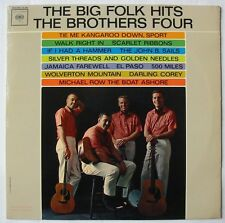 BROTHERS FOUR  (LP 33T)  THE BIG FOLK HITS