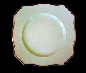 Beautiful Royal Winton Grimwades Green Cake Plate