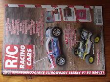 $$ Revue R/C Racing Cars N°146 Inferno ST  ST-1 Thunder Tiger  Nosram Matrix