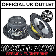 "Seat Leon Mk3 16.5cm 6.5"" 560W 2-Way Coaxial Front & Rear Door Car Speakers"