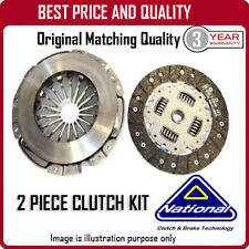 CK9474 NATIONAL 2 PIECE CLUTCH KIT FOR OPEL COMBO TOUR