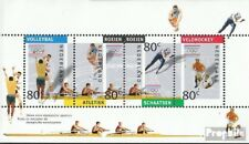 Netherlands block36 (complete issue) unmounted mint / never hinged 1992 Olympics