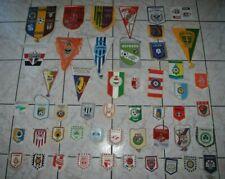 Lot 50fanions de Football - Divers pays étrangers - Club pro - Pennant -