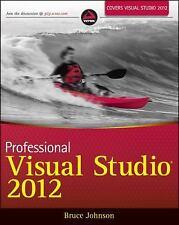 Professional Visual Studio 2012-ExLibrary