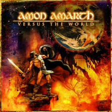 Amon Amarth-Versus the World LP Arch Enemy Unleashed tomba