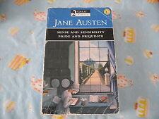 Jane Austen 2in1 Sense & Sensibility, Pride & Prejudice
