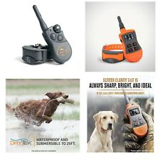 SPORTDOG REMOTE TRAINERS  FOR SPORTS OR HUNTING TONE / STATIC TRAINING COLLARS