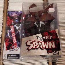 McFarlane Toys - Art of Spawn Series 27 Spawn Issue 85 NIB