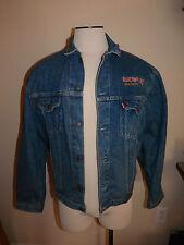 Iron Maiden No Prayer On the Road Tour 1990-1991 Crew L Levi's Denim Jacket