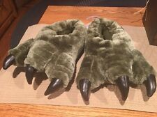Youth Dinosaur Claw Slippers, Size Medium/Large (2/3), New With Tags