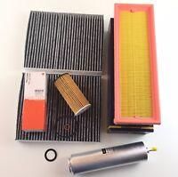 Inspektionsset Filter Set für BMW 5er F10 F11 518d 150 PS / 520d 190 PS