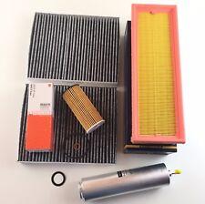 Set Inspección SET filtros para BMW Serie 5 F10 F11 518d 150CV / 520d 190 CV