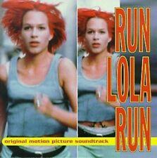 Run Lola Run Soundtrack By Tom Tykwer , Music Cd